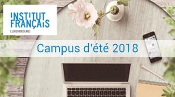 Campus d'été 2018