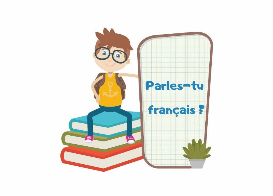 Cours de français pour jeunes publics – nouveau forfait