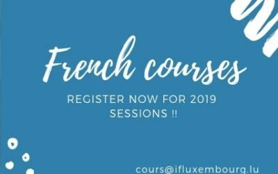 HAPPY NEW YEAR – Register now for 2019 sessions !