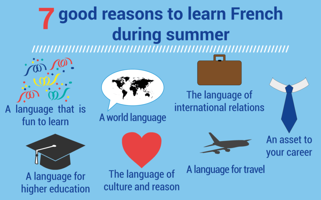 SUMMER FRENCH COURSES