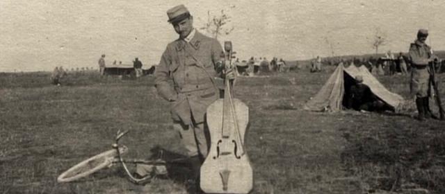 Concert-Lecture «Le violoncelle de guerre, Maurice Maréchal et le Poilu»