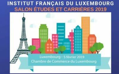 """Salon """"Études et Carrières"""" – 5 février 2019"""