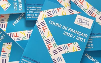 Standard french courses 2021
