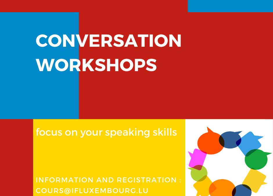 03/03 – 26/03/2020 – Table de Conversation