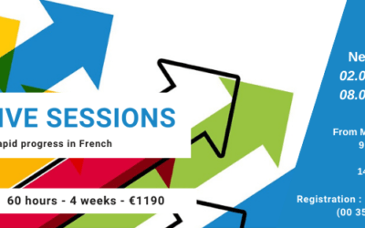 08/06 – 03/07/2020 – Intensive session