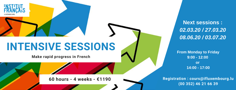 08/06 – 03/07/2020 – Session Intensive